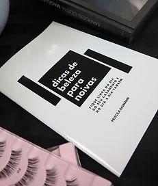 E-book Dicas de Beleza para Noivas