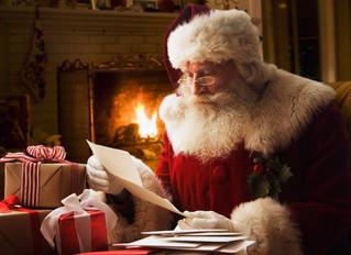 A Message To Santa