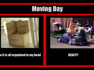 Why Moving House is Like Executing Strategy