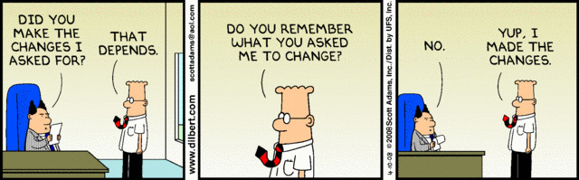 Think Differently - changing habits and behaviour
