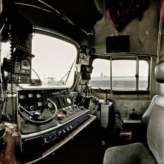 Interieur 'Hondekop' NS voor Pro-Rail