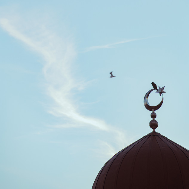 Moskee Amsterdam Zuidoost