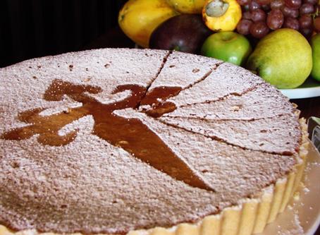 A receita da famosa Torta de Santiago!