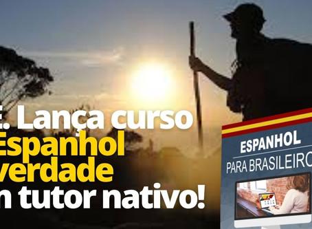 Aprender Espanhol com um professor nativo do Instituto de Ensino de Espanhol ficou possível!