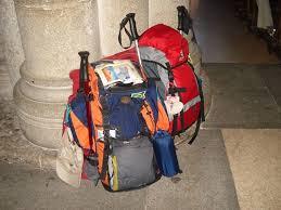 23 SUPER dicas da mochila do peregrino!