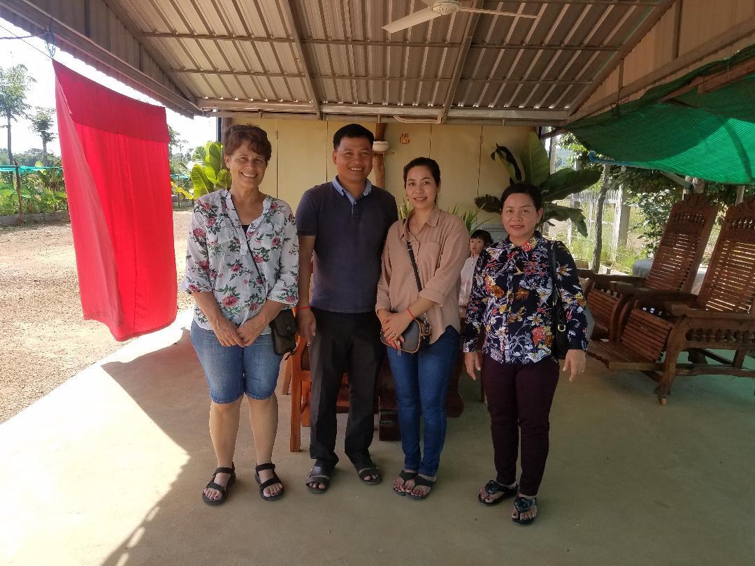 Friends in Cambodia 1