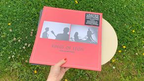 Kings Of Leon - Cream Double Vinyl Giveaway