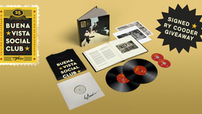 Buena Vista Social Club - Nick Gold Interview & Signed Ry Cooder Giveaway