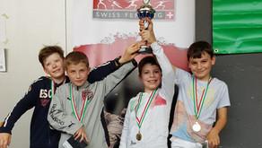 Resultate Schweizermeisterschaften Mannschaft