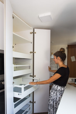 Remodelación Cocina Fernandez Vial