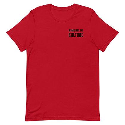 W4TC Logo Short-Sleeve Unisex T-Shirt