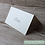 Thumbnail: Plain Pearlescent Place cards