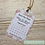 Thumbnail: Afternoon Tea Save the Date Tag