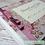 Thumbnail: Pink Floral Guestbook