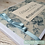 Thumbnail: Blue Floral Guestbook