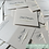 Thumbnail: Vintage Pearl Place cards