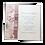 Thumbnail: Blush Pink Floral Square Invitation