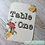 Thumbnail: Sarah-Jayne Speckled Hen Table Numbers