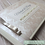 Thumbnail: Cream Vintage Guestbook