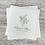 Thumbnail: Subtle Alice in Wonderland Classic fold Invitation sample