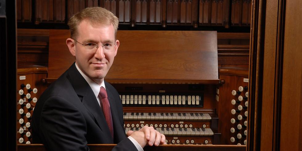 Organ Concert - Scott Dettra