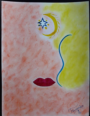 énergie le voyage intérieur spiritualité dessin énergétique taux vibratoire création réalisation