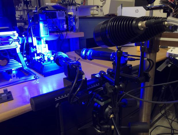 Digital Image Correlation for 3D printing