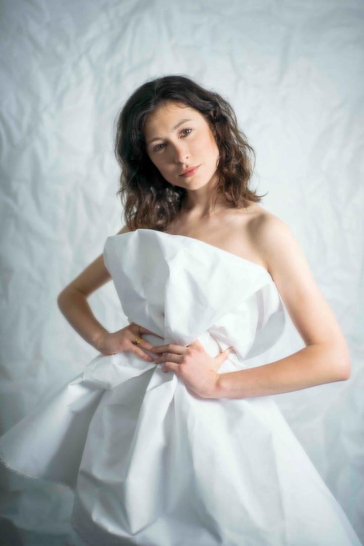 PORTRAIT DE ROMANE GROC - danseuse