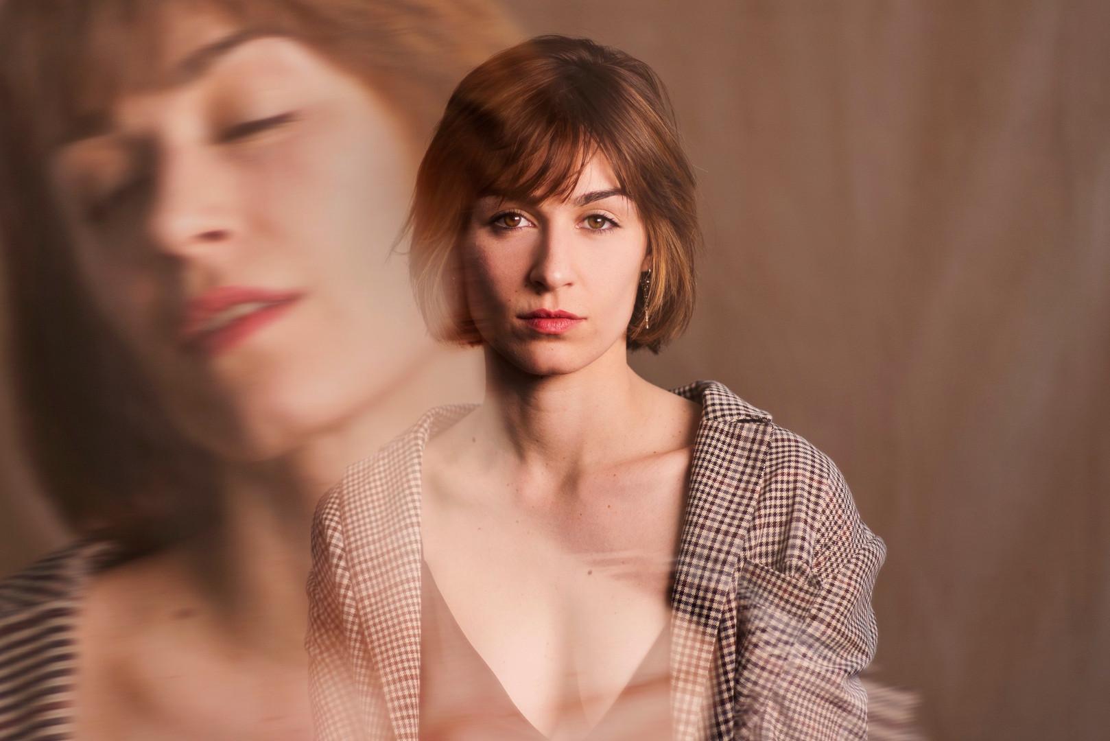 PORTRAIT DE LAURE VALAX - comédienne