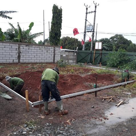 Progress Villa Kelapa
