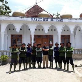 Renovasi Masjid Baitul Ichsan