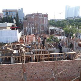 Pembangunan Rumah Villa Meutia Kirana