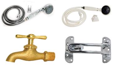 Sanitary dan Kunci (Saniter dan Kunci)