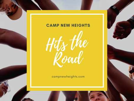 Camp New Heights Hits the Road