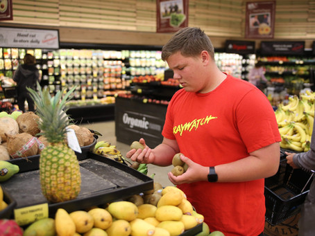 The Grocery Store Challenge