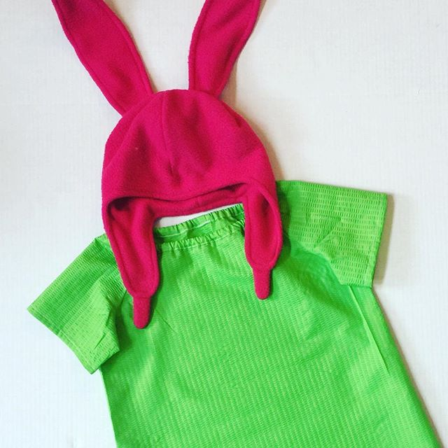 Louise Costume with Bunny Ears