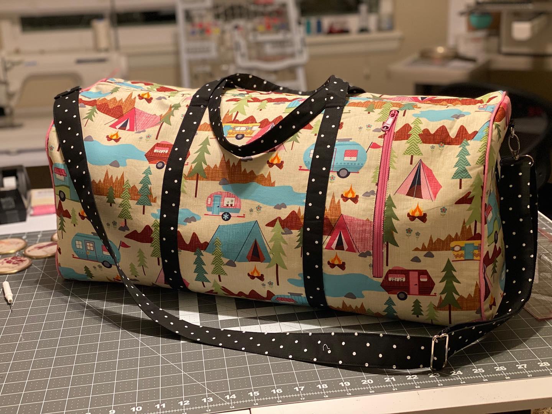 Large Dallas Duffle Bag