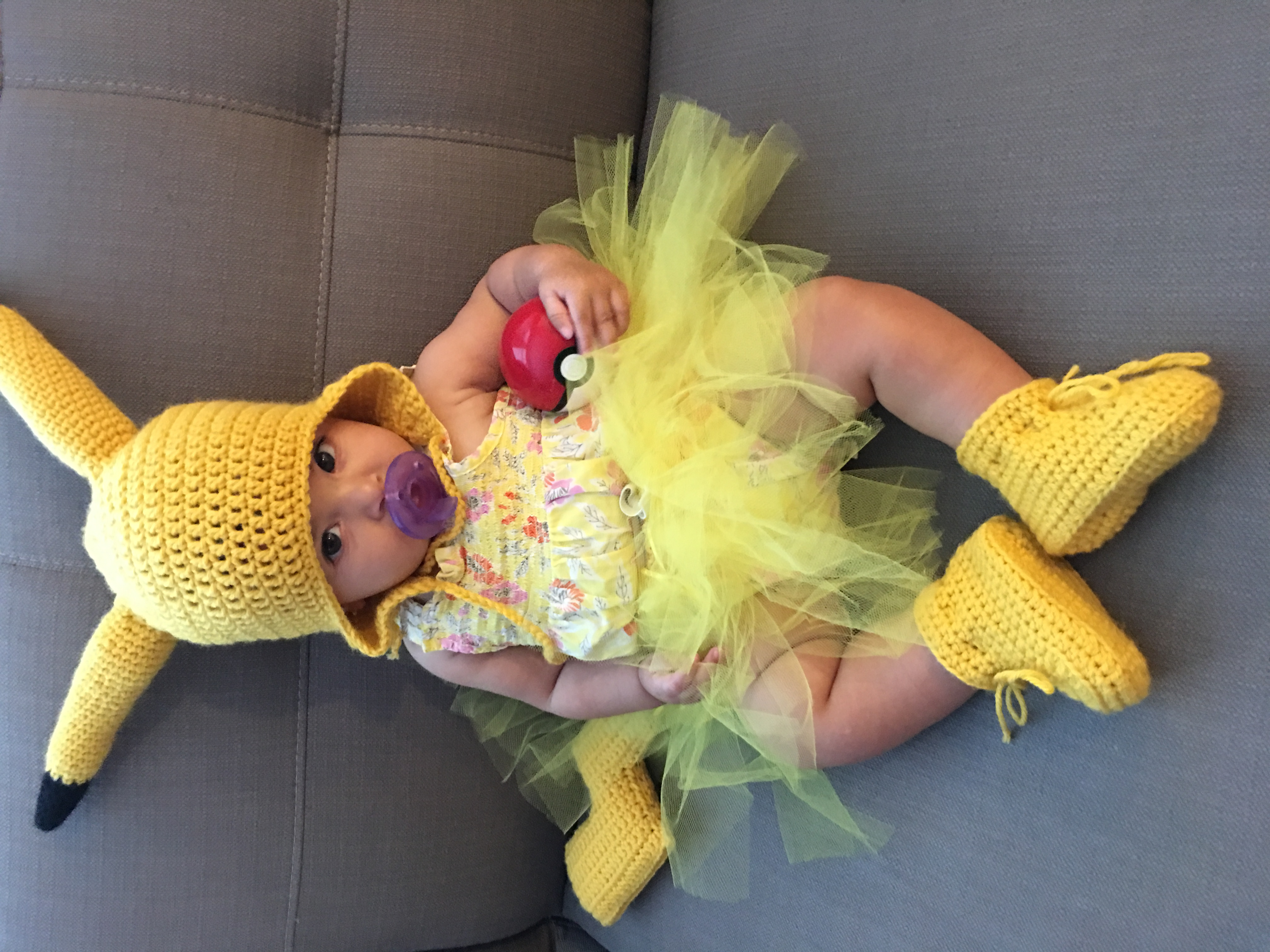 Bay Pikachu Costume