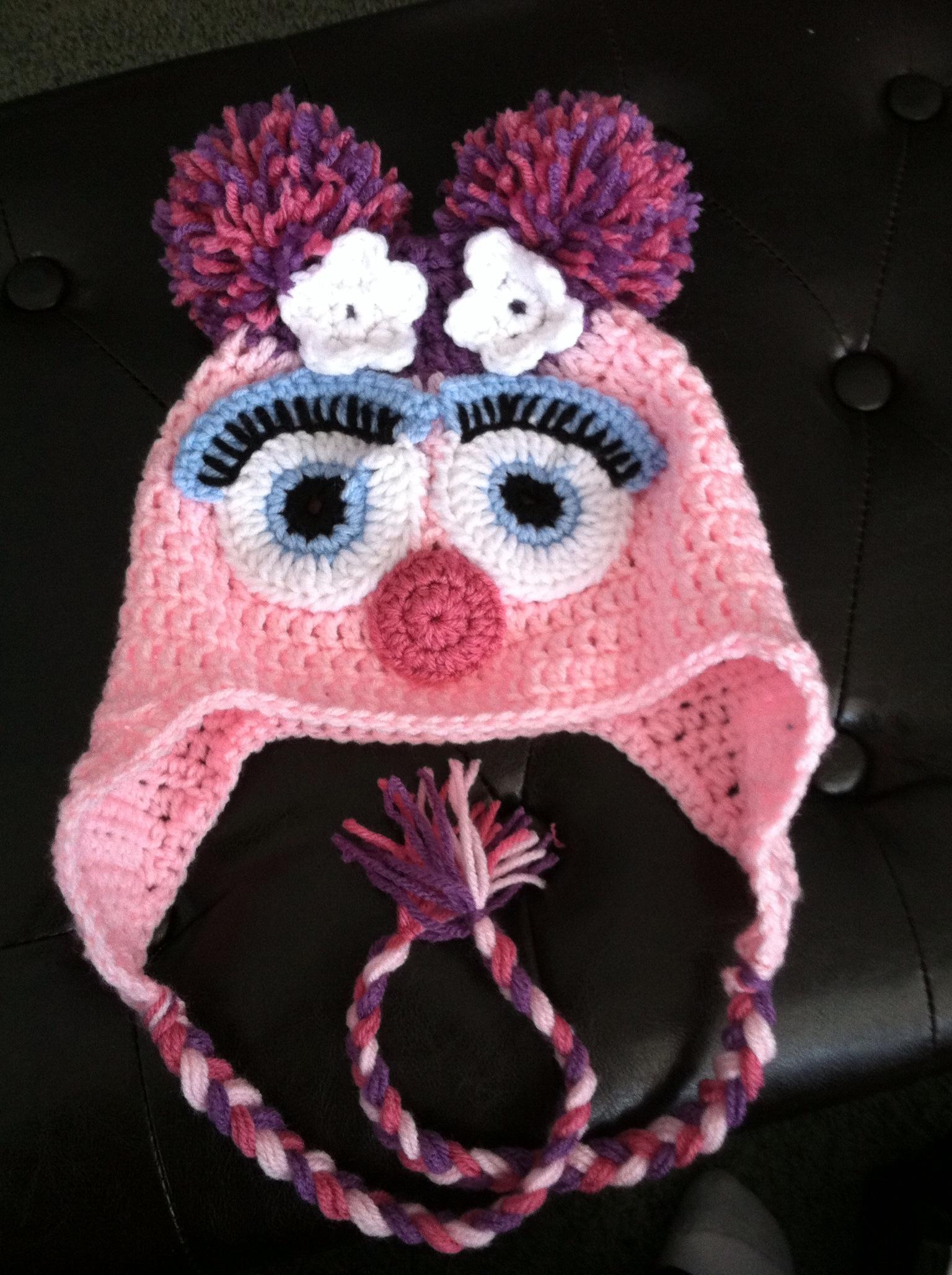 Abby Cadabby Inspired Hat