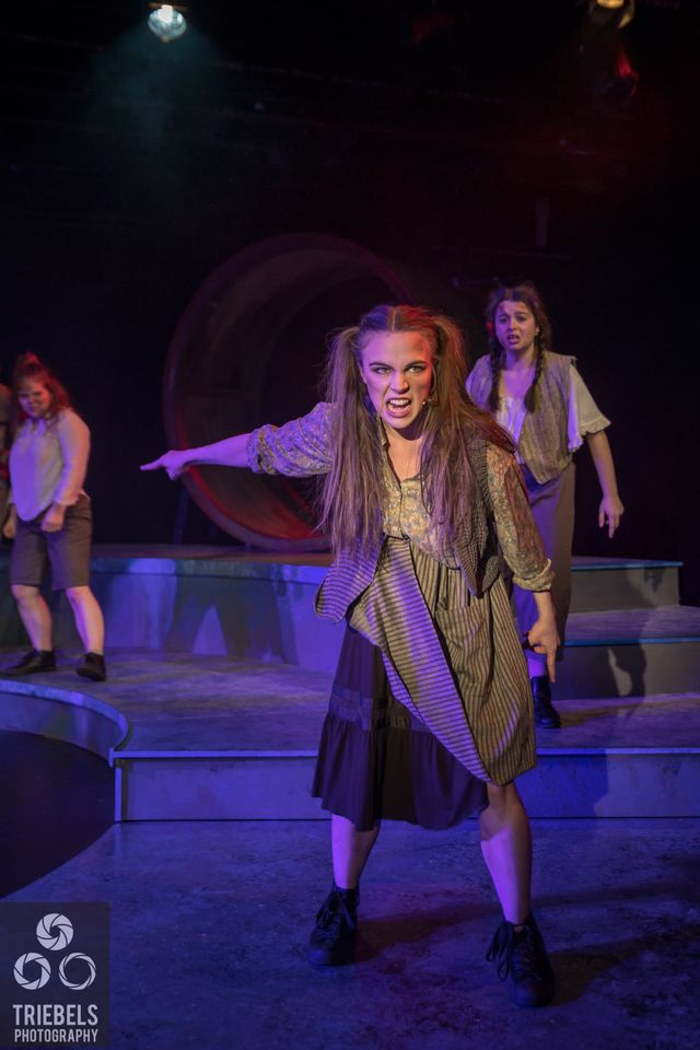 Little Becky Two-Shoes - Urinetown (NASDA)