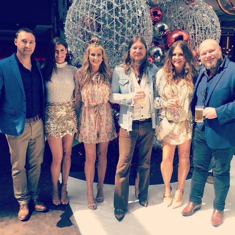 The McClymonts & Adam Eckersley ARIA Awards 2017