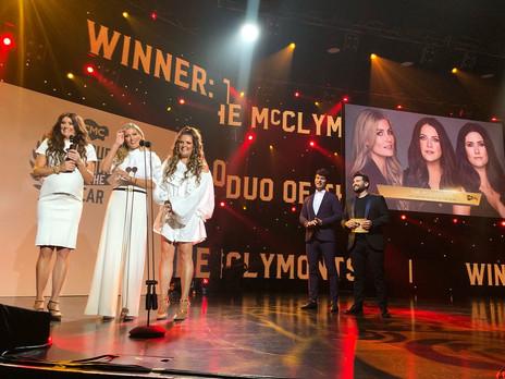 The McClymonts CMC Awards 2018.jpg