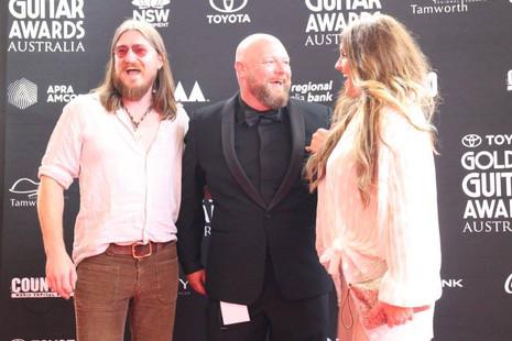 Adam & Brooke Golden Guitar Awards 2018