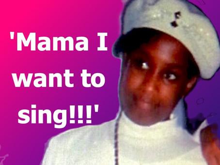 Little singing Phebe ......