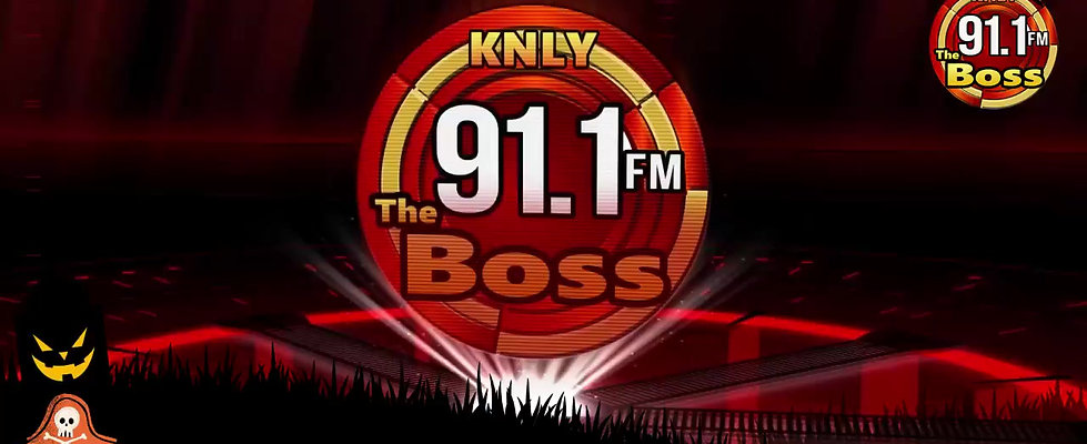 KNLY 91.1 The Boss Interview