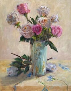 Wallace, Ann-Floral Fantasy