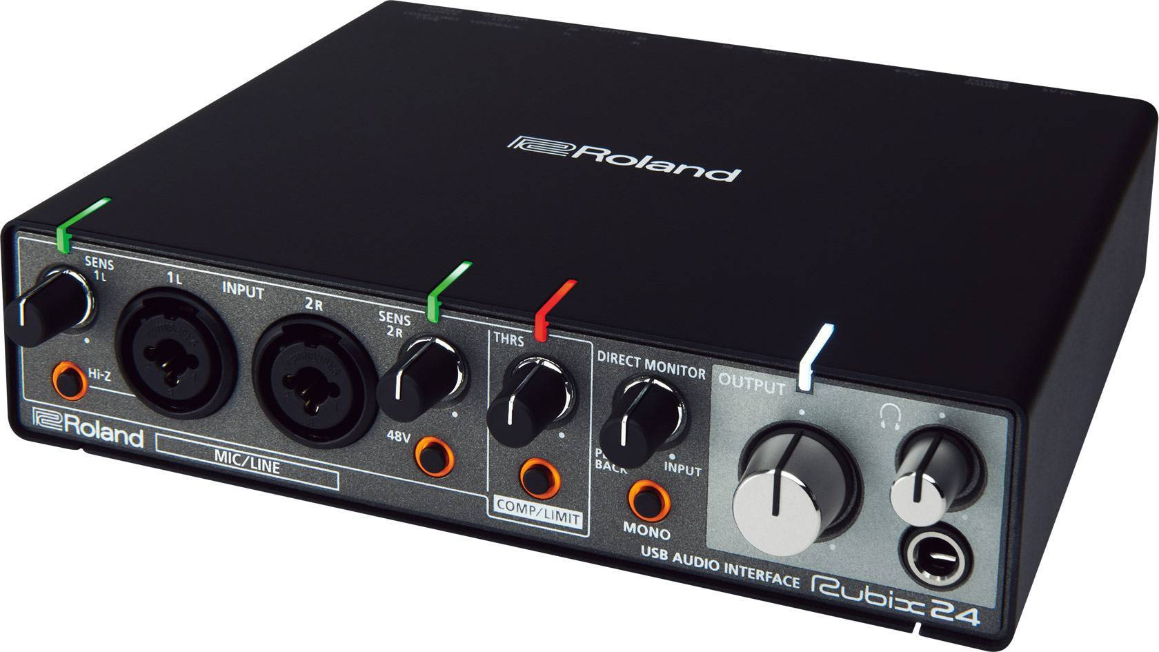 Roland Rubix 24 audio interface