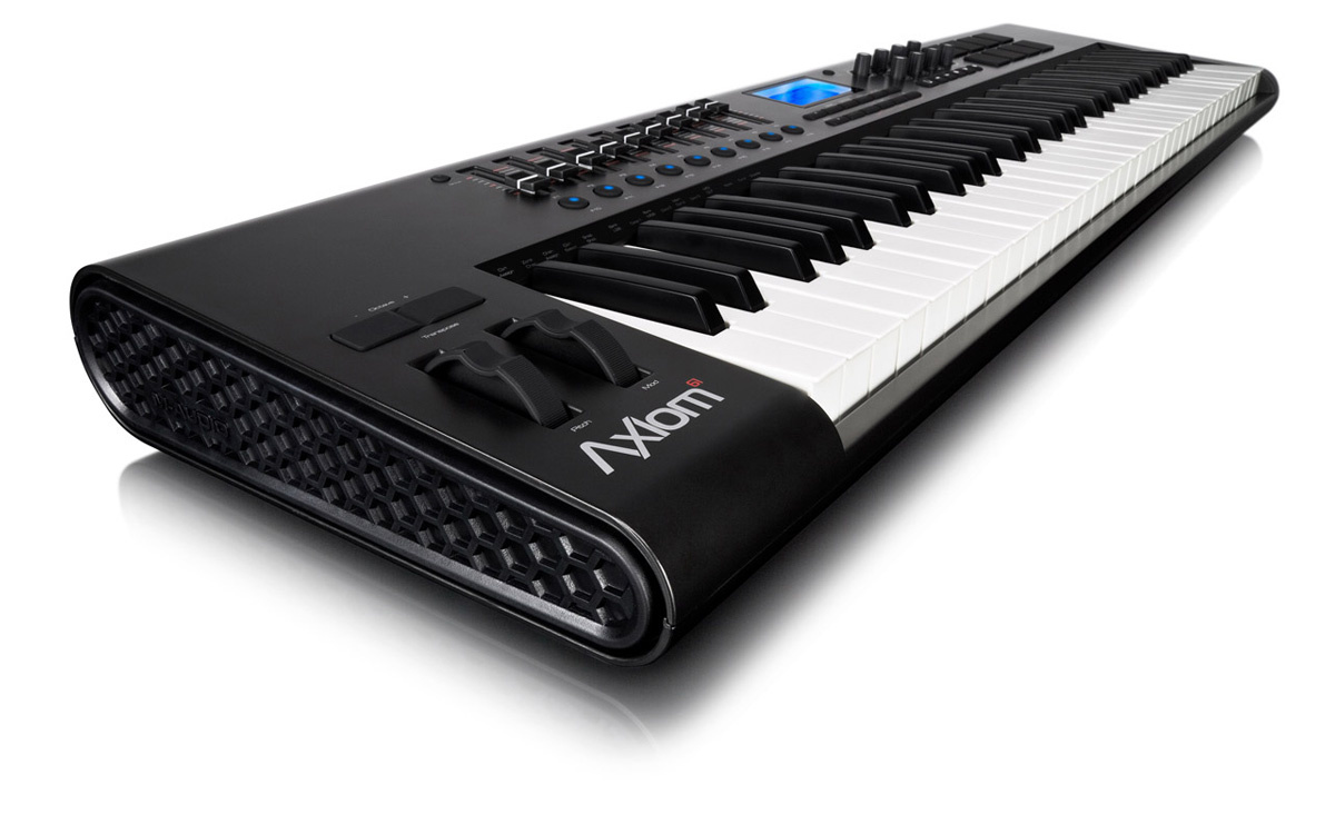 M-Audio Axiom 61 MKII MIDI keyboard