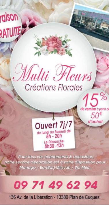 Multi fleurs