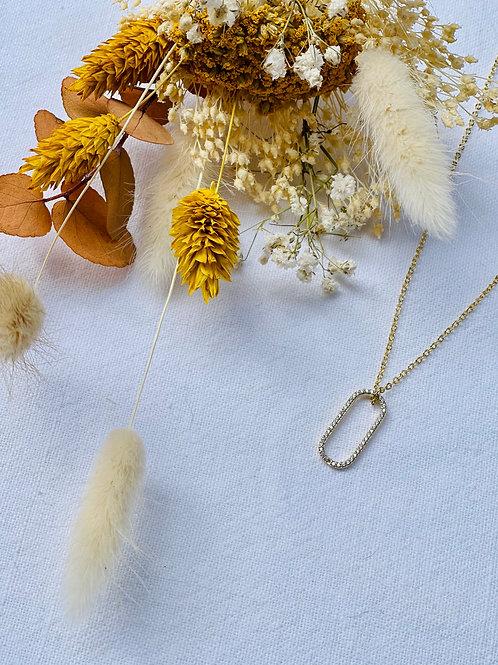 Le collier -  Modèle Jeanne